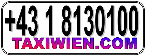 TAXI WIEN | TAXI8130100 Logo